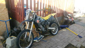 94 rm 250 two stroke