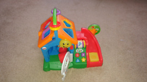 Fisher Price Laugh & Learn Activty Playhouse