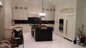 Custom made kitchen ,vanities  and all wood works