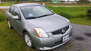 2012 Nissan Sentra for sale- Certified!