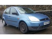 Ford Fiesta 1.3 2003.5MY LX