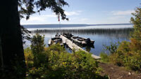 Fishing, Dore Lake, Cabin and Boat Rental