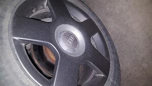 Mags Audi 16po. 5x112
