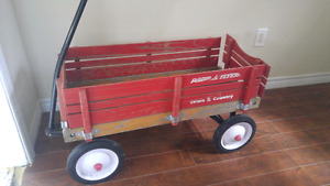 Radio Flyer Wagon $60