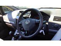2012 Vauxhall Zafira 1.6i (115) Exclusiv 5dr Manual Petrol Estate