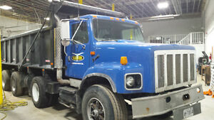 1995 International Tri-Axle Dump Truck