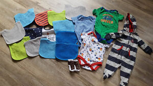 0-3 month brand name clothes - perfect condition