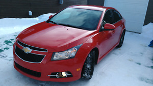 CRUZE RS. 2012