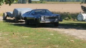 1976 Chevy El camino