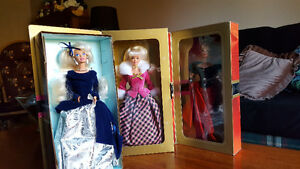 Barbie Collector Dolls