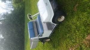 Yamaha G2 4 stroke Golf Cart