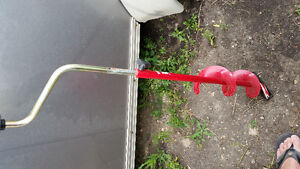 """6"""" ice auger"""