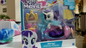 pouliche Rarity  Skystar The Movie /my little pony