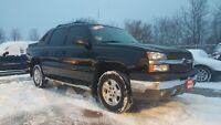 CHEVROLET AVALANCHE 4X4 *** LOADED *** CERTIFIED SALE!! $7995