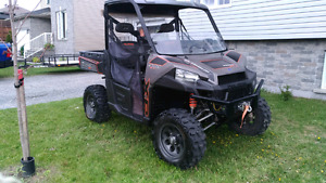 Polaris Ranger XP 900 Limited Edition with EPS