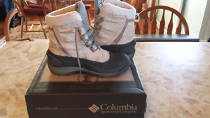 EUC Columbia winter boots Great for wet weather