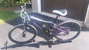 "Woman's 15"" Nakamura Mountain Bike"