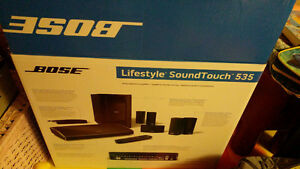 Bose lifestyle sound touch 535 home theatre system