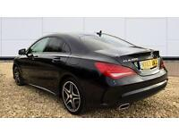 2013 Mercedes-Benz CL-Class CLA 220 CDI AMG Sport Tip Automatic Diesel Saloon