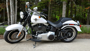 2011 Harley Davidson Fat Boy Lo