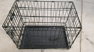 pet crate (XS Top Paw Brand)