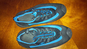 Soft Water Shoes - for sale ! Kitchener / Waterloo Kitchener Area image 1
