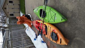 Great Kayaks Great Deal! just $1200 OBO or trade Must go