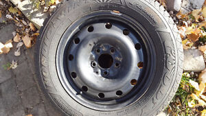 16in Winter Tires with Rims London Ontario image 1