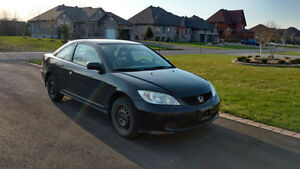 2005 Honda Civic SE Coupe (2 door)