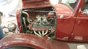 For Trade only for 1937 - 1941 Willy's Coupe Project car