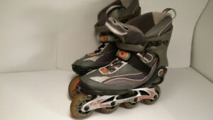 ROLLERBLADE exo -  84 mm - homme taille 10