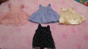 3-6 month baby dresses