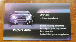 Toronto Downtown Mobile Car Detailing ---- BEST PRICE