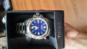 Mans Timex expedition watch $60