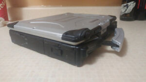 Very cool Toshiba Toughbook