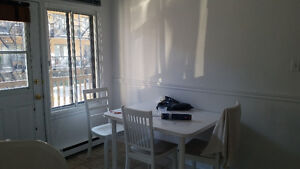 Nice Apartment at rue Bourbonniere available October 1St