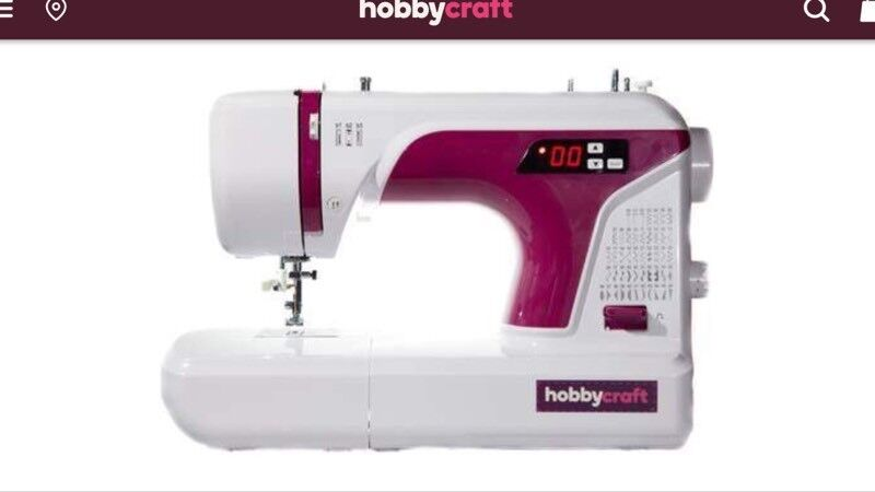 Hobbycraft Digitale Computerised Electronic Sewing Machine Brand Cool Brother Sewing Machine Hobbycraft