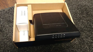 Thomson DCM476 High Speed cable modem