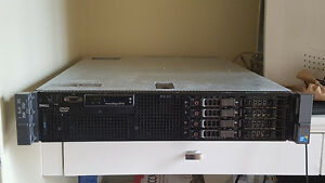Dell PowerEdge R710 2 x Intel x5675 Hex Core Server (3.03 GHz)