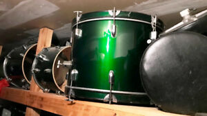 Starter Kit CB Drums-As Is