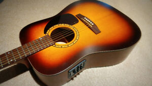 Songsmith Acoustic Electric by Simon and Patrick - $325