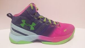 Under Armor Steph Curry 2 Basketball Shoes-Size 6.5
