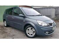 2008(58) RENAULT GRAND SCENIC 1.5dCi 106 Dynamique S TURBO DIESEL 7 SEATS