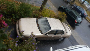 Infiniti J30 1993 low milage yet not moving currently