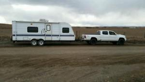 24 ft travel trailer (estevan)