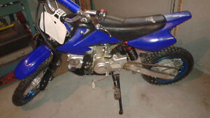 motocross chinois 125cc 4vit a clutch