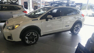 New 2017 Subaru Crosstrek Sport Leasetakeover