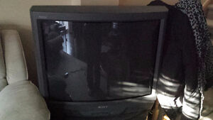 Sony TV  with stand for sale