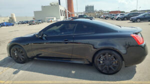 2009 Infiniti G37s - 6 Speed Manual Coupe