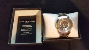 Tommy Hilfiger Stainless Steel Automatic Watch